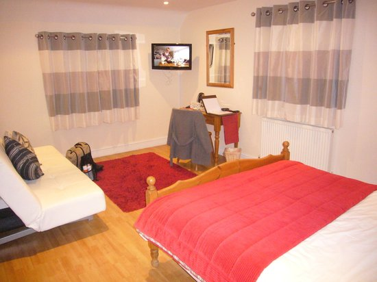 Eastbridge, UK: Room number 5