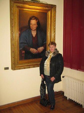 Sadberk Hanim Museum: Mrs.Sadberk
