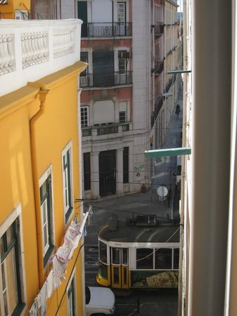 Casa do Bairro by Shiadu:                   View from room