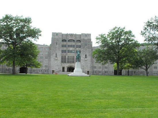 United States Military Academy: summer 2012