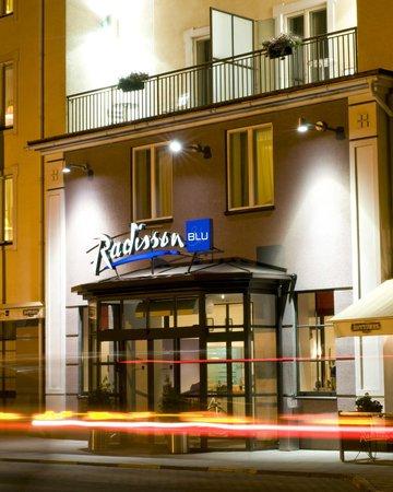 Radisson Blu Hotel, Klaipeda: Exterior