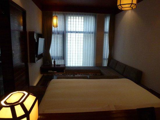 โรงแรมยูอาร์บีเอ็น: Bedroom