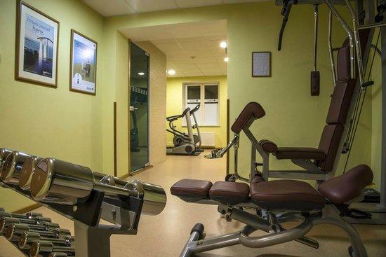 Radisson Blu Hotel, Klaipeda: Fitness