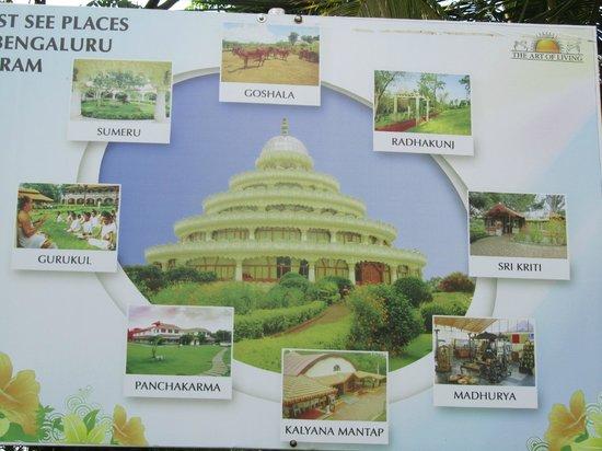 Art of Living International Center:                   place to visit