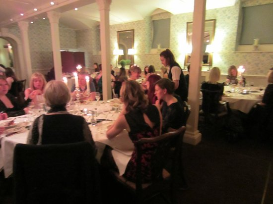 Middlethorpe Hall & Spa:                   Murder Mystery meal