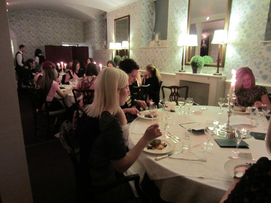 Middlethorpe Hall & Spa:                   Murder Mystery