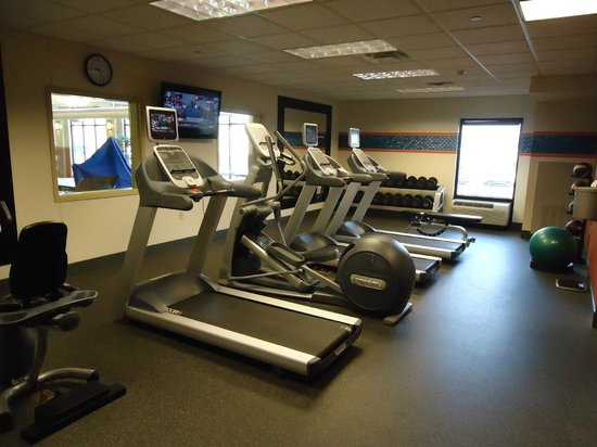 Hampton Inn & Suites St. Louis/South I-55 : Gym