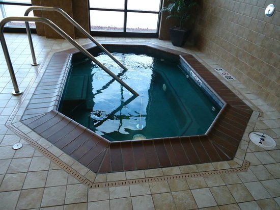 Hampton Inn & Suites St. Louis/South I-55: Hot-tub