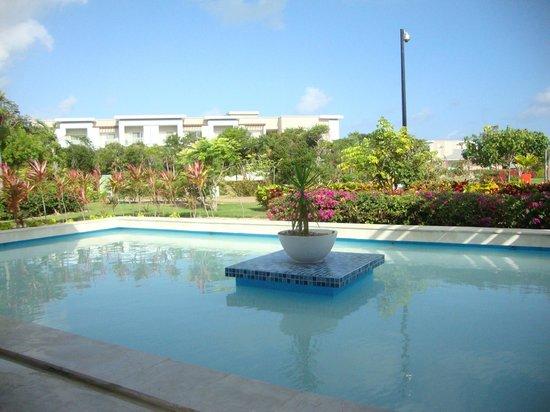 Hotel Playa Cayo Santa Maria: Vue du lobby