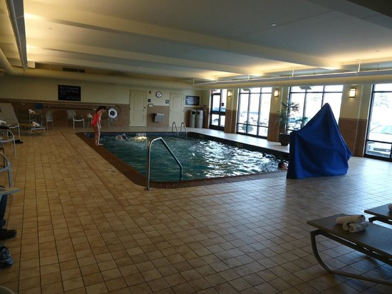 Hampton Inn & Suites St. Louis/South I-55 : Clean pool