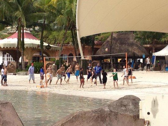 Sunway Putra Hotel:                   sister hotel Sunway Lagoon