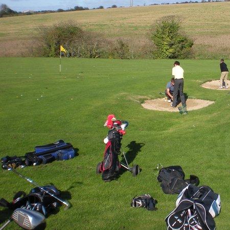 Hayle Golf Range