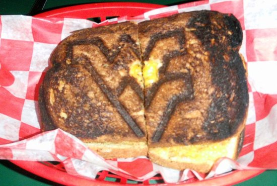 Canaan Valley, WV:                   Grilled Cheese