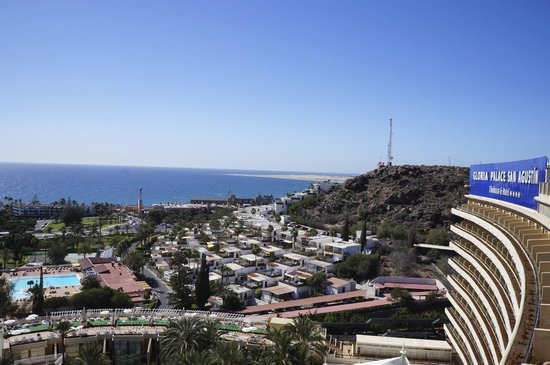 Gloria Palace San Agustin Thalasso & Hotel:                   Beautiful view from the roof!