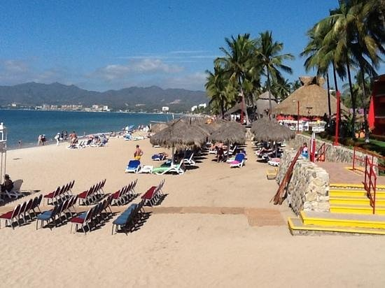 Royal Decameron Complex: the beach at RD