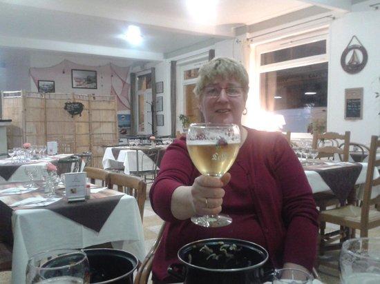 La Taverne Crotelloise :                   Mosseldiner