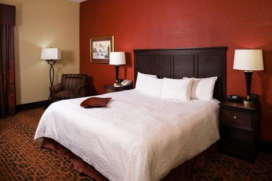 Hampton Inn Columbia : Guest Room King Standard