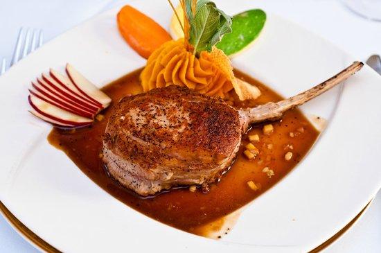 Hotel Alcott: La Verandah Restaurant