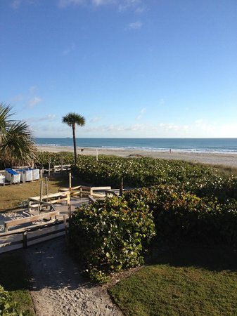 International Palms Resort & Conference Center Cocoa Beach:                   View from Room