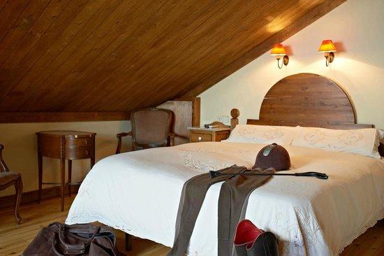 Hotel Charle: Habitación buhardilla