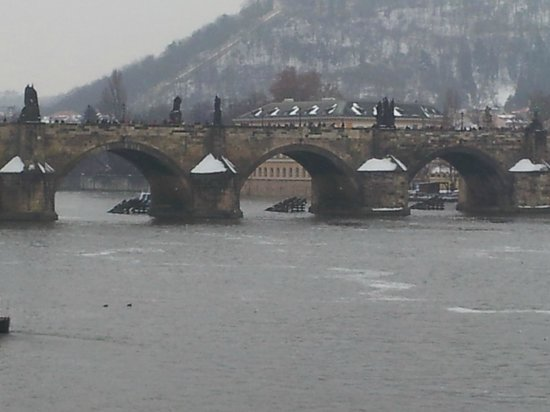 Hotel Belvedere:                   Charles Bridge