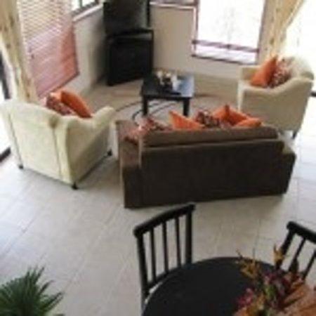 Hacienda Pacifica: Living area on a Villa