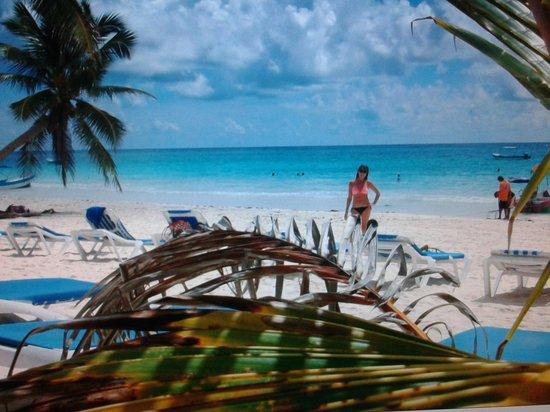 Grand Bahia Principe Coba:                                                       paradise beach. Absolutely gorgeous
