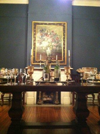 Dresser Palmer House:                                     Evening Social