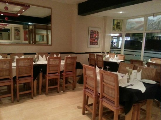 Indian Restaurant Tavistock Street Bedford