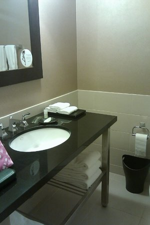 The Westin Tysons Corner: Sink area