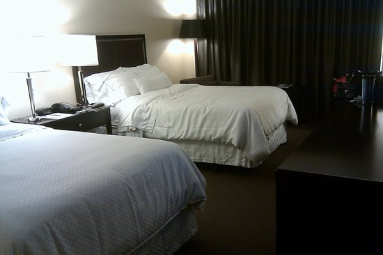 The Westin Tysons Corner : Double Beds, 5th floor