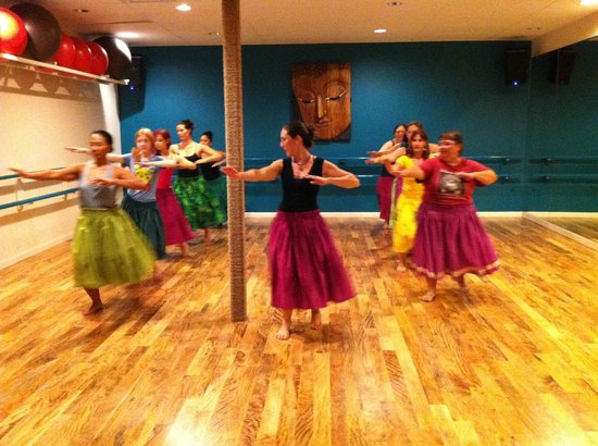 Still and Moving Center:                   Hula Kahiko