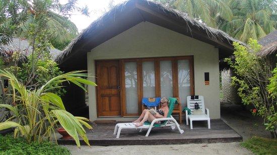 Adaaran Select Hudhuranfushi: Beach Villa 222