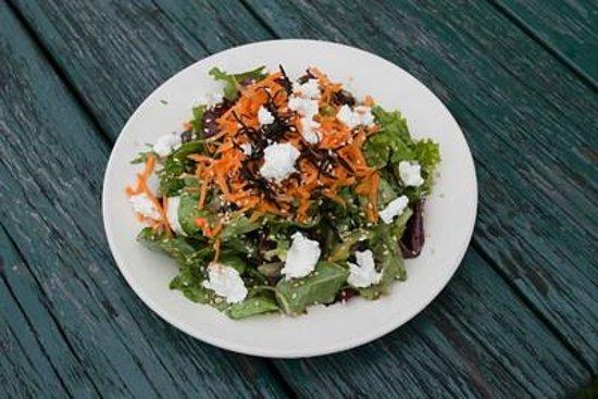 American Flatbread : Evolution Salad with VT chevre