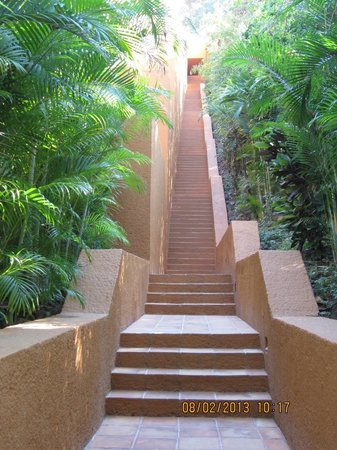 Las Brisas Hotel Collection Ixtapa:                   up from the beach