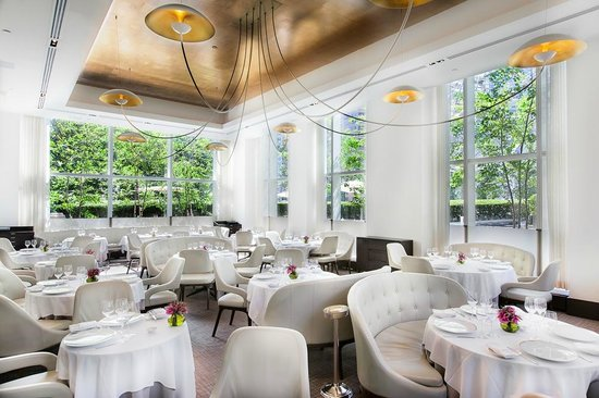 Photo of French Restaurant Jean Georges at 1 Central Park W, New York, NY 10023, United States