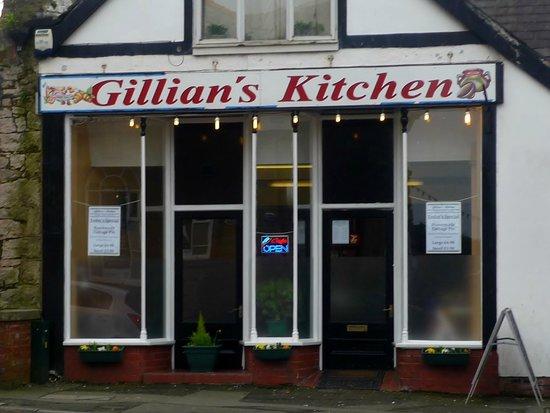 Gillian's Kitchen, Old Colwyn