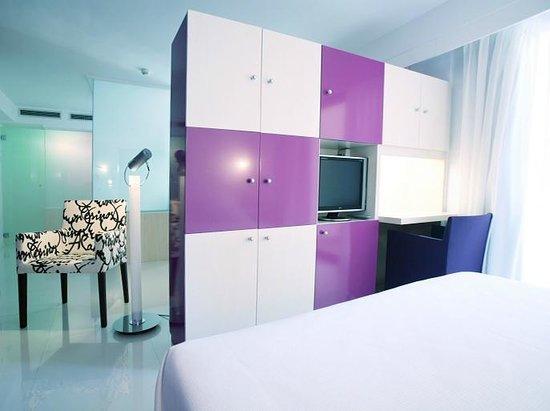 Hotel Agir: Habitación Junior Suite