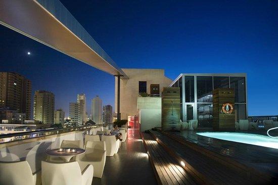 Hotel Agir: Zona de relax en la 6ª plantas