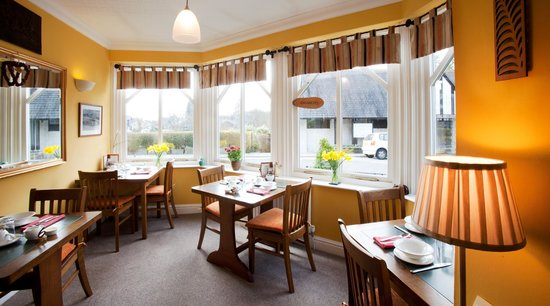 Easedale Lodge: Dining Room