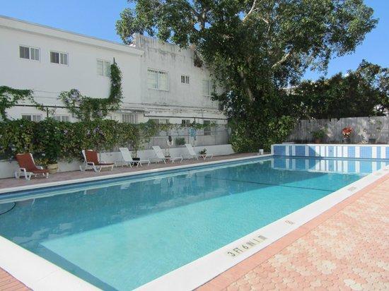 Tropics Hotel & Hostel: la piscine