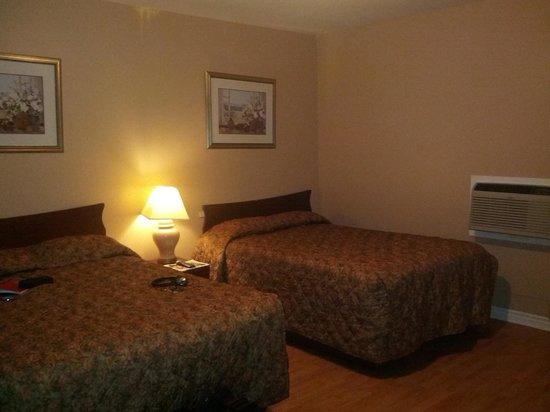 Beacon Hill Motel :                   Double room