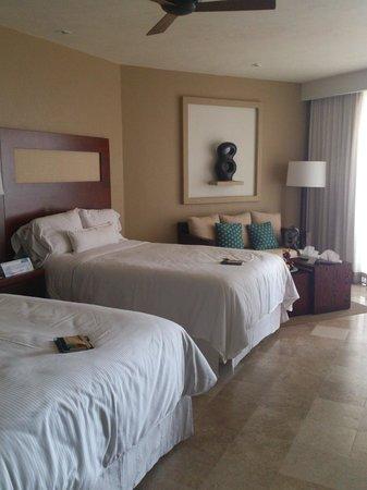 Westin Resort & Spa Los Cabos: vista de la habitacion