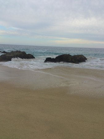 Westin Resort & Spa Los Cabos: la playa, q la vdd es muy fria el agua