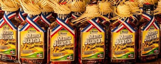 Local Drink Mama Juana Rum Wine Honey Picture Of