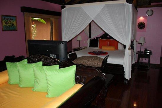 Rio Celeste Hideaway Hotel:                   Room number 7