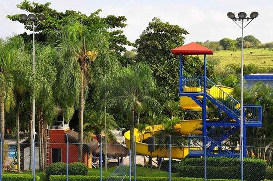 Hotel Estancia Barra Bonita:                   Parque Aquático
