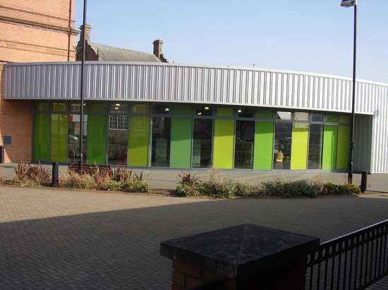 Stoke Library and Local Centre