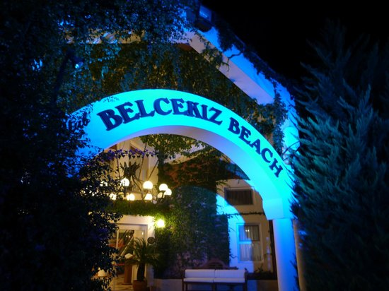 Club Belcekiz Beach Hotel:                   Entrance