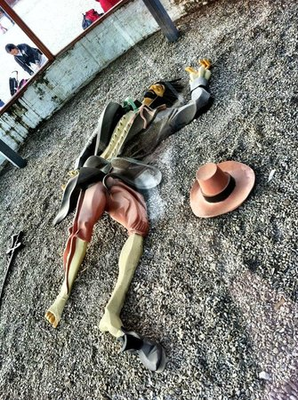 Tours in Valencia Play &Xperience: Gulliver in the Turia park